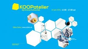 Open atelier Esther Derkx op 14 juni van 12:00-17:00 uur